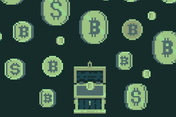 Bitcoin micropayments in games