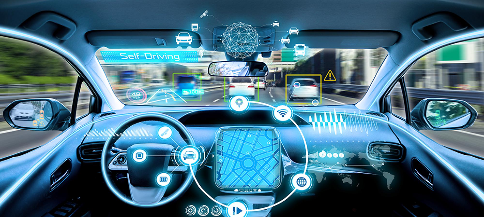 Blockchain revolution in the motor industry