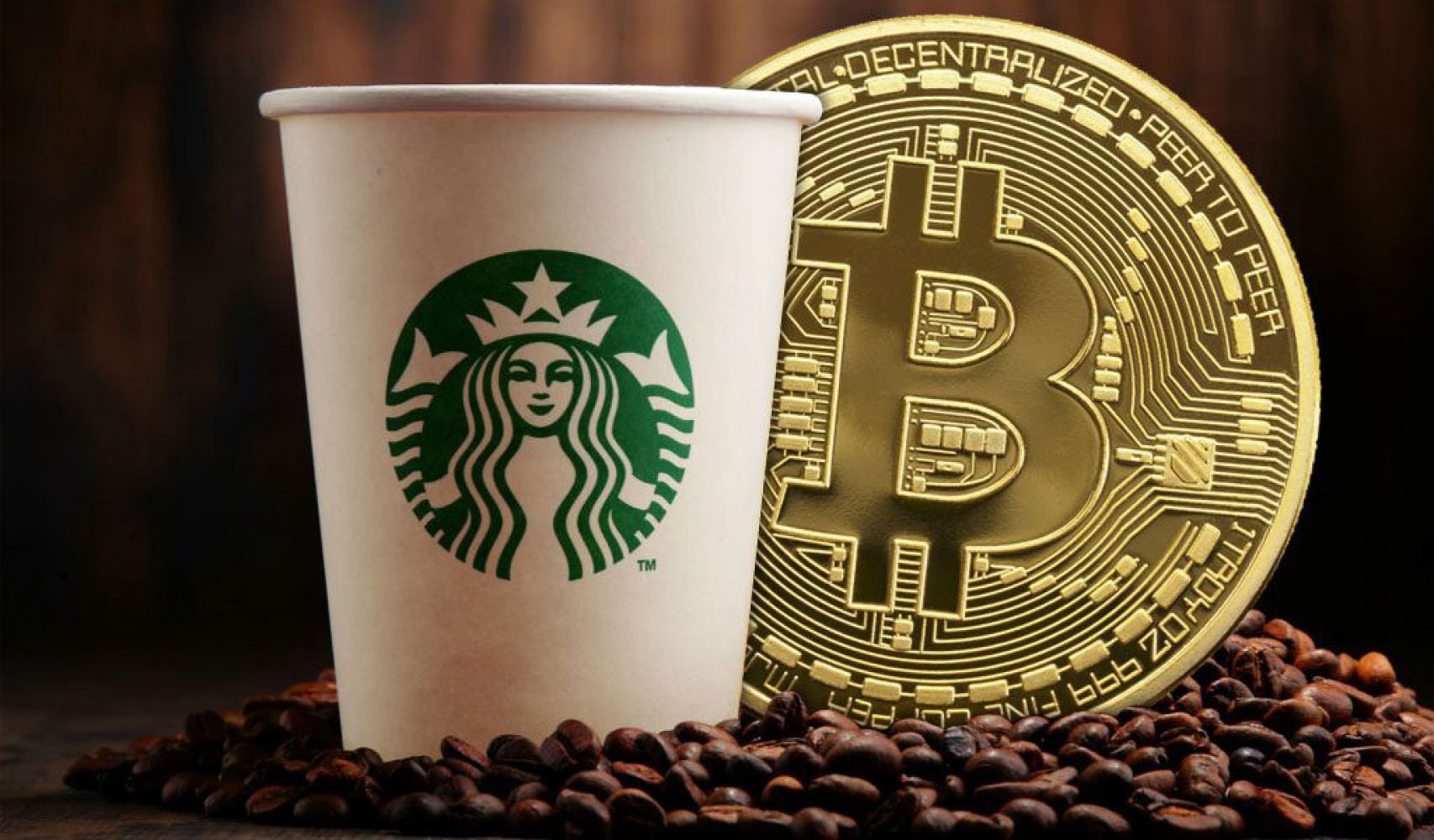 Starbucks plans to start using Crypto
