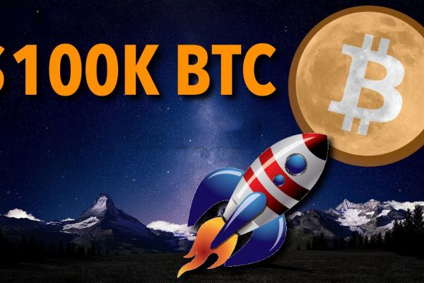 The $ 100,000 Bitcoin exchange rate is close